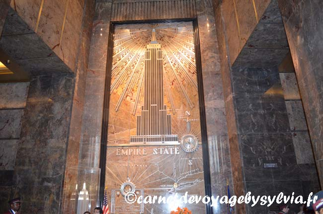 visiter l'Empire State Building