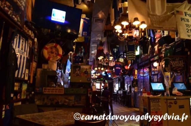Bar irlandais NYC