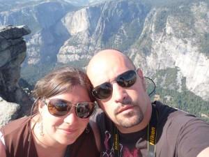 Delphine & Thierry - voyage ouest américain