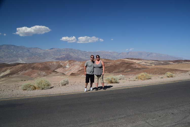 Visiter Death Valley National Park  (la vallée de la mort)