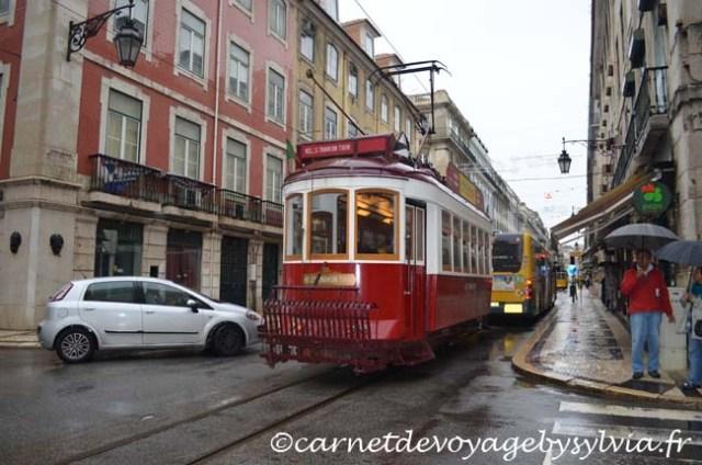 Lisbonne -transport