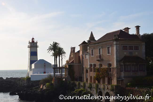vila Santa Maria - phare - plage santa Marta