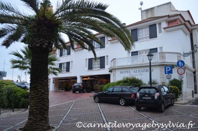 hôtel Albatroz