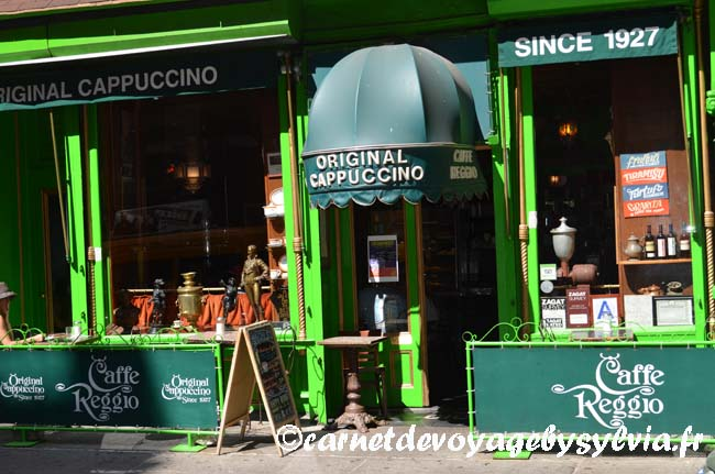 caffe reggio - village