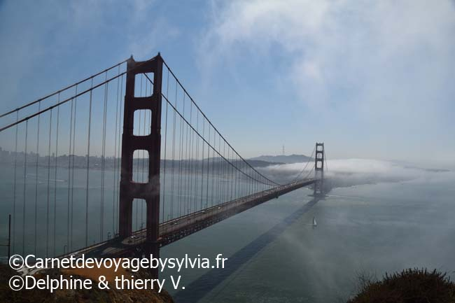 Ouest USA - interview - Delphine et Thierry - San Francisco