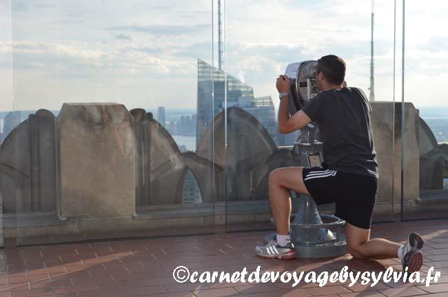 Visiter Top of the Rock & le Rockefeller Center (New York)