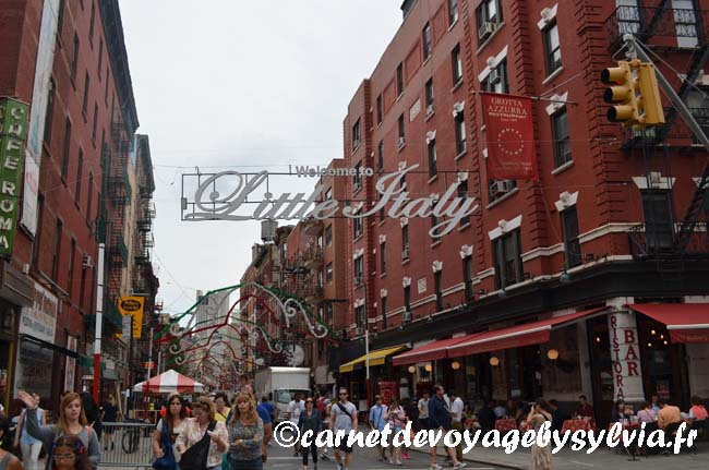 Visiter Chinatown & Little Italy (New York City)