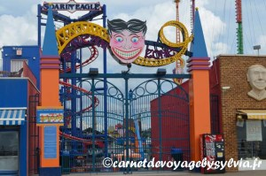Faut-il visiter Coney Island  (Brooklyn – New York)?