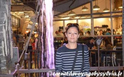 Sylvia chelsea Market New York City