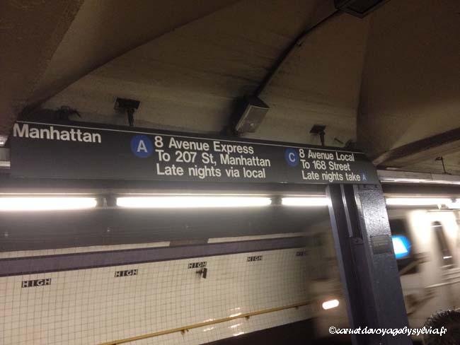 Bus et Métro : Mes bons plans pour se déplacer à New York