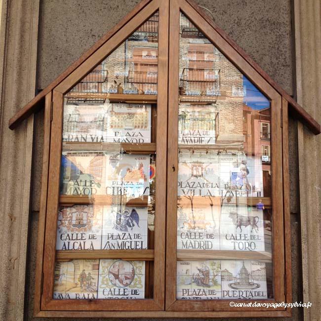 madrid : les cadeaux souvenirs