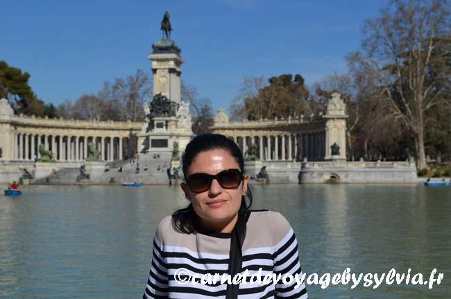 Visiter le parque del Retiro à Madrid