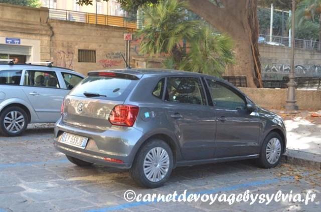 Se garer à Cagliari