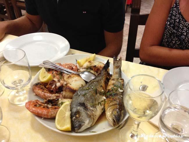 Cagliari - SARDAIGNE(poisson)
