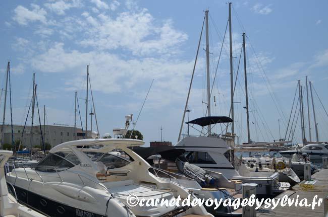 port de Cagliari