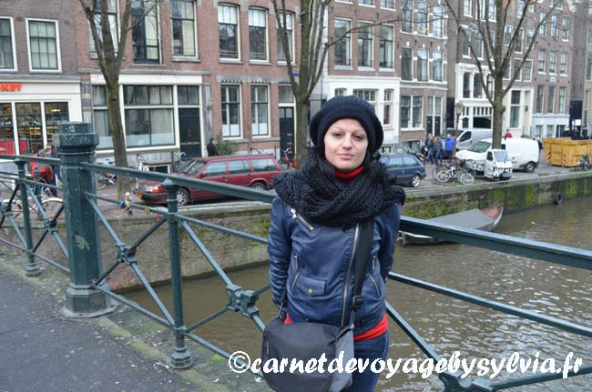 Comment rejoindre Amsterdam ?