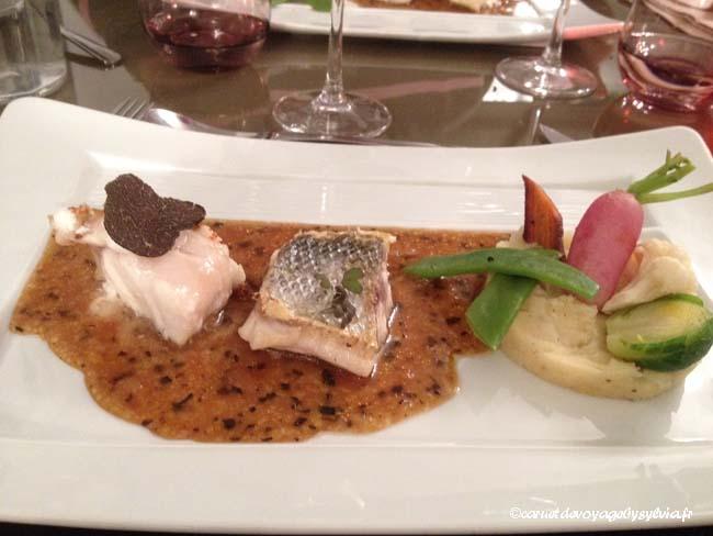 Cuisine française à rome