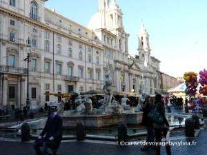 Un romain à Rome