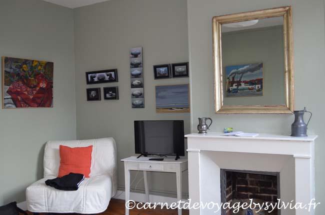 Honfleur-location airbnb-appartement