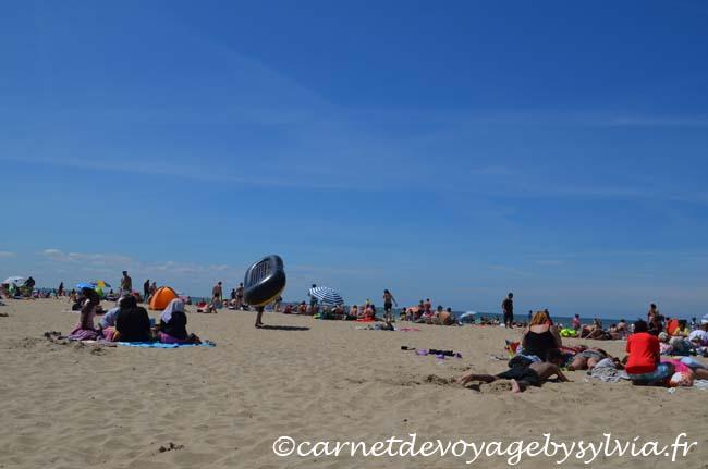 plage de Deauville