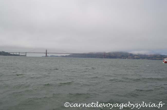 météo ouest USA - San Franscico-golden gates