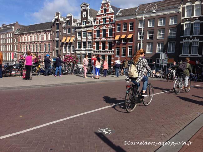 Où louer un vélo à Amsterdam ?