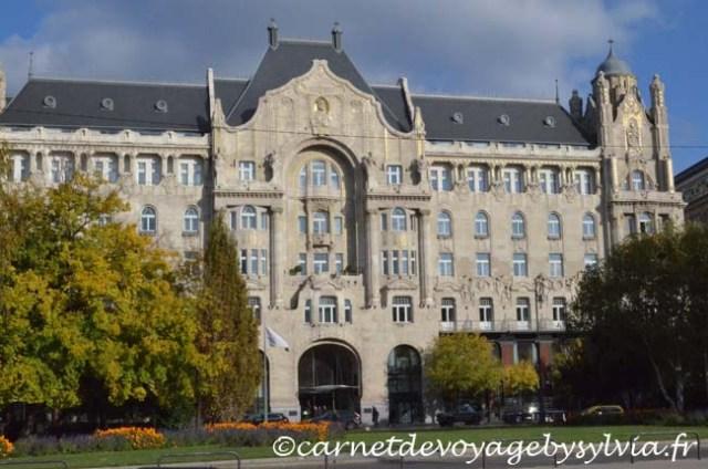 Palais Gresham Budapest