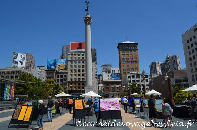 Unions Square San Francisco