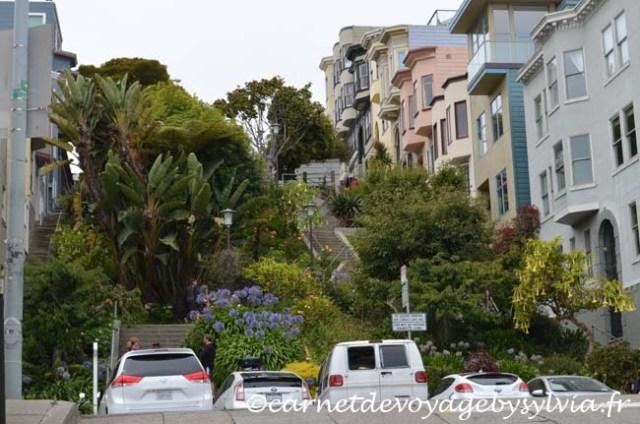 San Francisco vue depuis Telegraph Hill