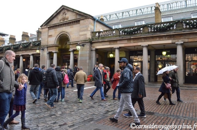 visiter Covent Garden