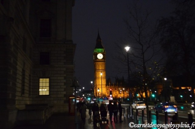 Londres de nuit