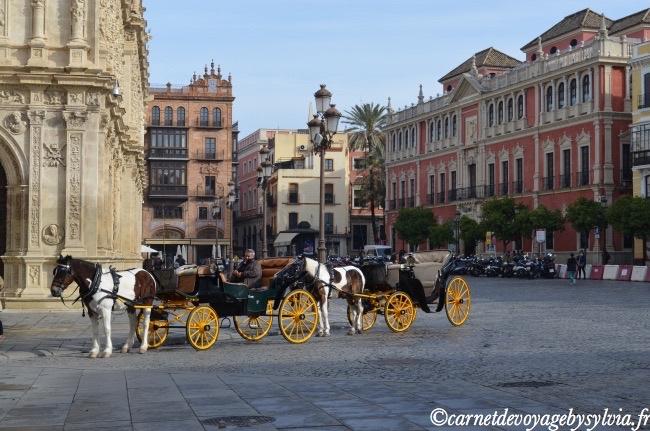 Que faire à Séville en 3 jours ?