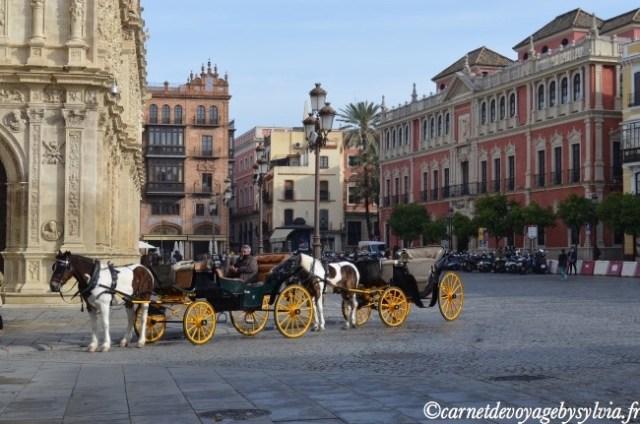 week-end de 3 jours à Séville