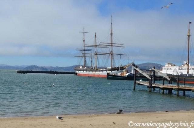 Fisherman's Wharf à San Francisco -