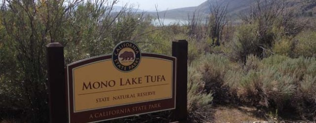 Mono Lake Californie