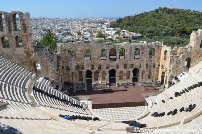 Odeon d'Herode Atticus