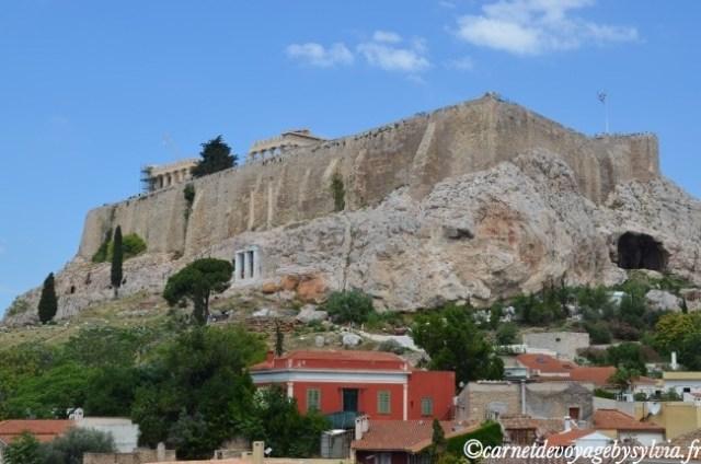 Acropole - Athènes