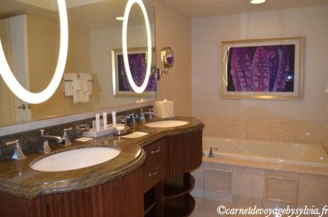 salle de bain Bellagio