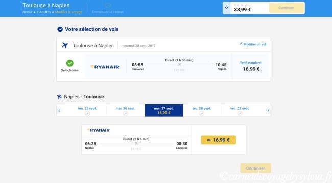 Comment réserver votre vol sur Ryanair ?