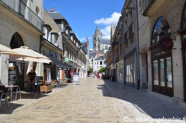 les ruelles de Blois