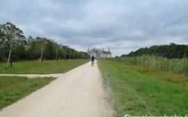 Chambord à vélo