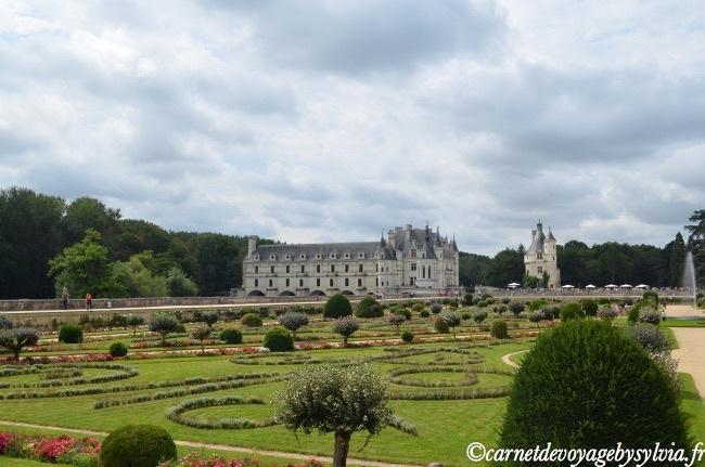 Chenonceau : visite du château des dames