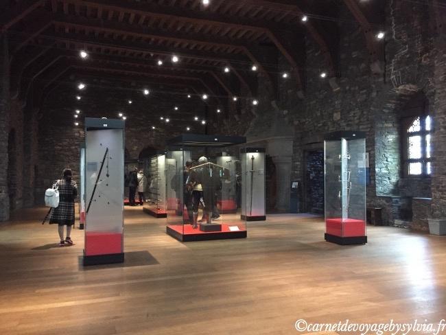 le château des comtes de Flandres