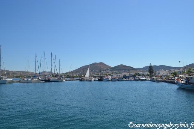 Port de Naoussa