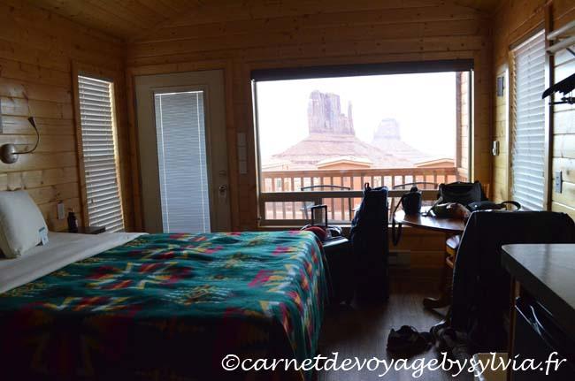 Premium cabin view