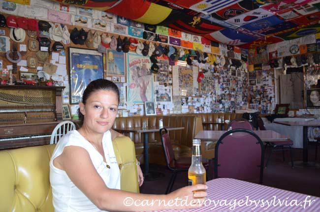 intérieur du Bagdad Café