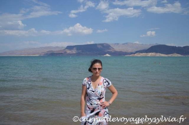 le lac Mead