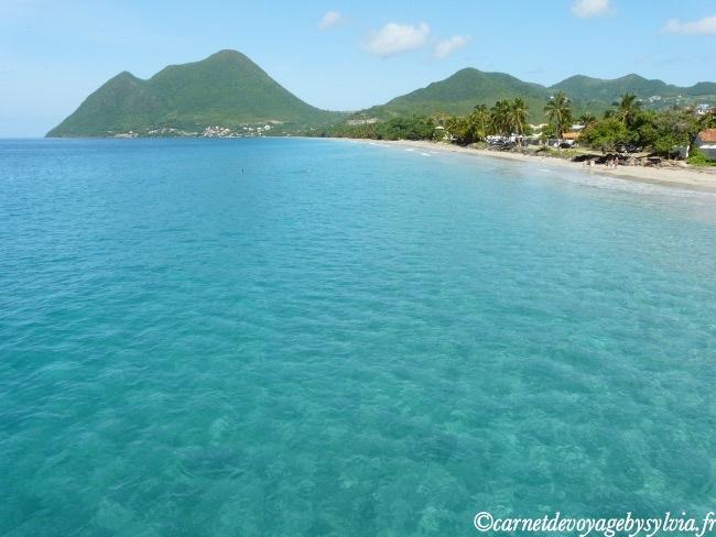 eau en Martinique