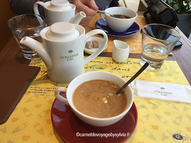 cafés organique shibuya