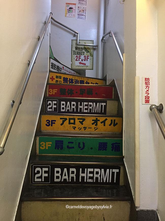 bar hermit